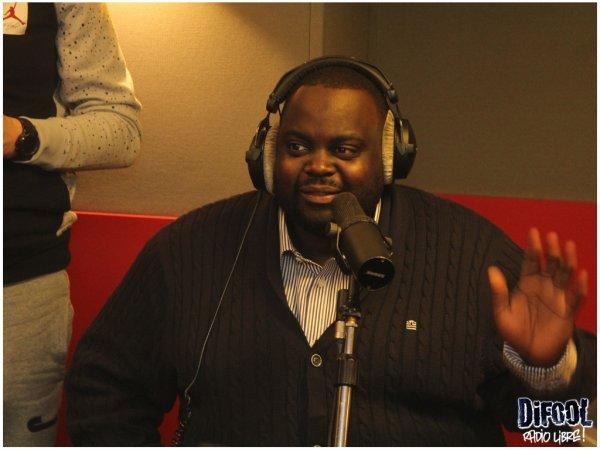 Issa Doumbia dans la Radio Libre !