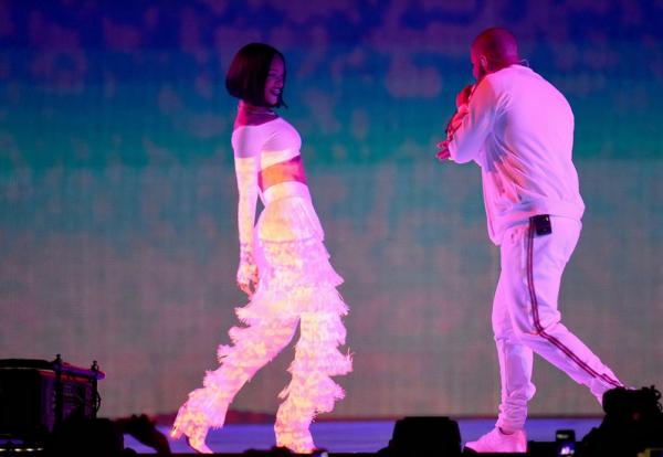 Rihanna et Drake � nouveau ensemble ?