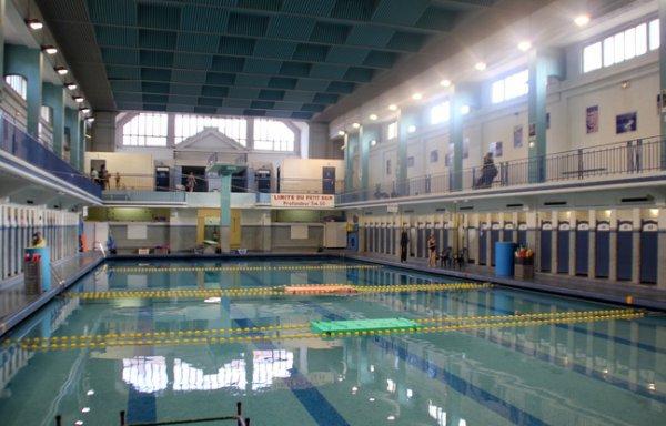 Rennes: La piscine Saint-Georges remplie de bi�re le temps d'une soir�e ?