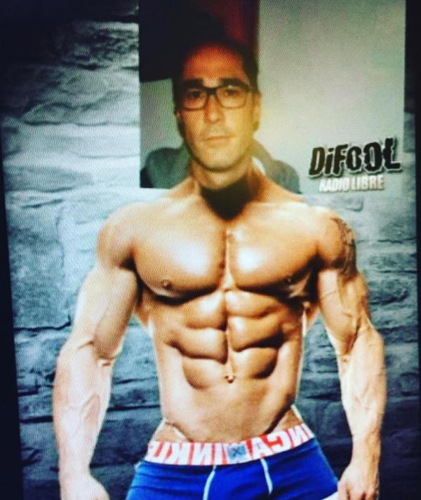 Voici Romano mode muscle ??
