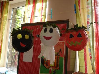 Bricolage d 39 halloween voyagez travers nos activit s - Bricolage d halloween ...