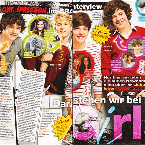•  27 Octobre : Louis, Zayn, Liam, Niall et Harry ont été aperçu dans les rues de Londres avec des fans.