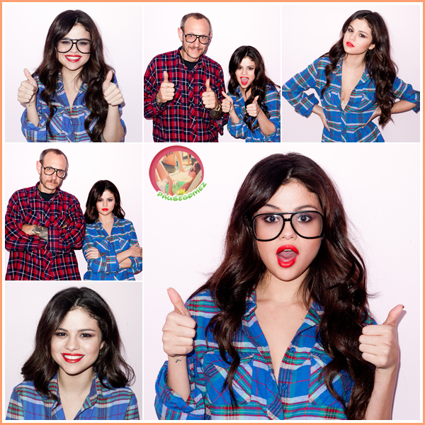 Post� le 19 mars 2013 : Candids & Photoshoots ♥