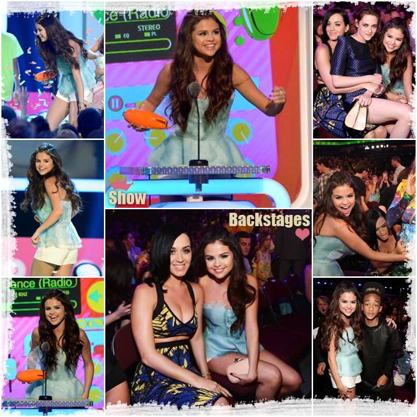 Posté le 24 mars 2013 : TV, Candids & Events ♥