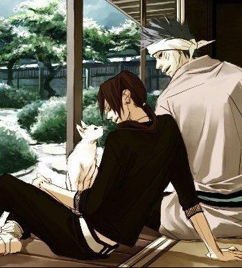 Itachi et Kisame ^^