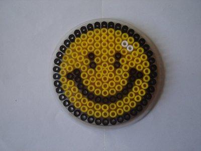 Blog de zabicra page 24 zabicrabidouille - Smiley perle a repasser ...