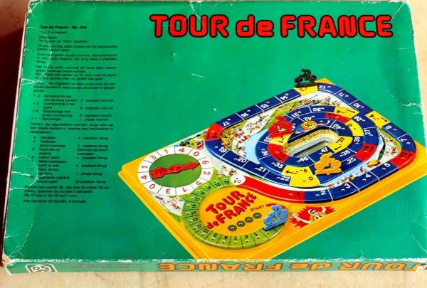 technofix circuit n 358 de 1977 nom tour de france. Black Bedroom Furniture Sets. Home Design Ideas
