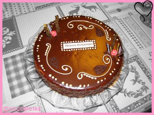 ☆ Entremet Mousse au Chocolat ☆