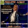 SAUVER UN PAPA CENTRE VAR LE 17 AVRIL 2016 SHOW PHILIPPE LEROY SOSIE CLAUDE FRANCOIS