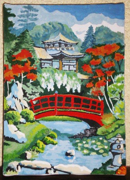 3 blog de o kassiis o for Jardin japonais dessin
