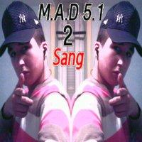 M.A.D feat LANS'MO : SA KITTE LE DIN (CERCLE-FERMER) (2010)