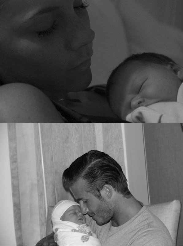 Romeo James Beckham Age