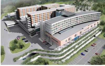 centre hospitalier de boulogne sur mer restructuration et extension du b timent mco duchenne. Black Bedroom Furniture Sets. Home Design Ideas