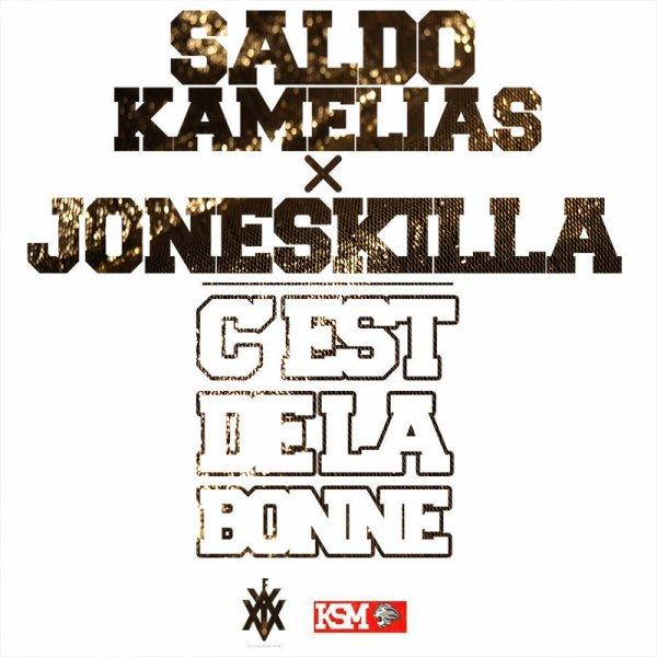 DJ NYM REMIX SALDO X JONESKILLA C'EST DE LA BONNE ( TRAP-MOOMBAHTON ) (2016)