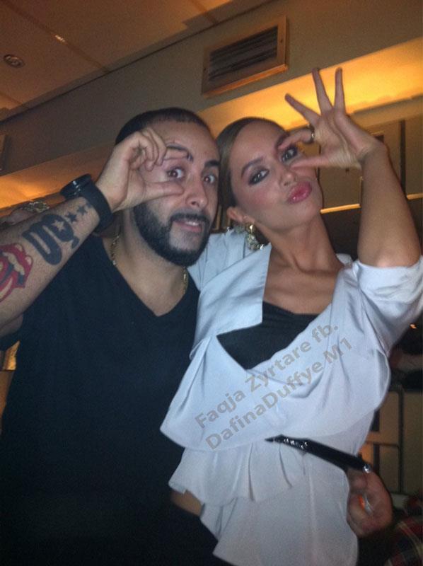 Dafina Zeqiri is Illuminati !!!