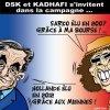 DSK / KADAFI