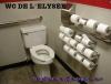 LES WC DE L'ELYSEE !
