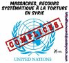 SYRIE / ONU