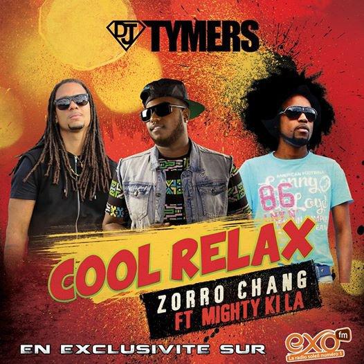 fredo3b / Dj Tymers ft. Mighty KiLa & Zorro Chang - Cool Relax (2014)