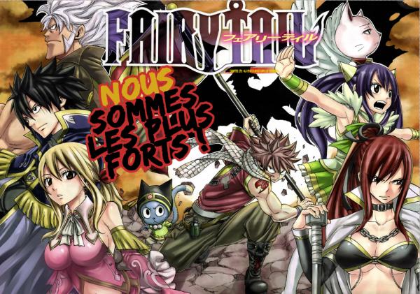 Fairy Tail comme Soleil - Chapitre 7 : Neru.