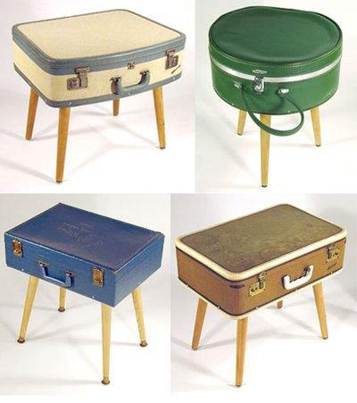 que faire de nos vieilles valise blog de i cando it. Black Bedroom Furniture Sets. Home Design Ideas