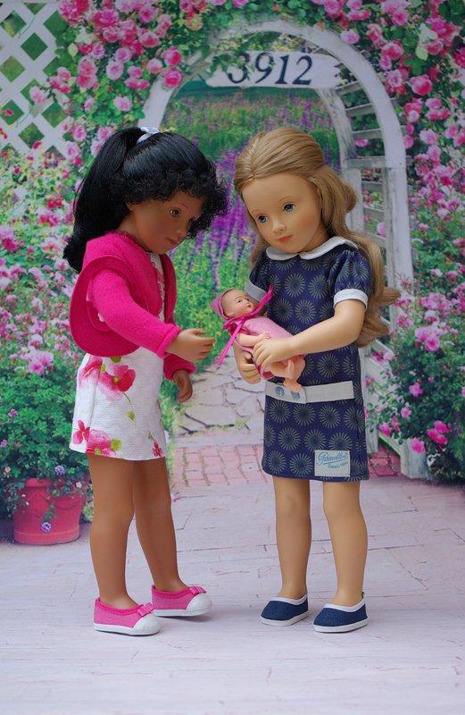 Luella et Milena