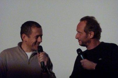 Dany Boon et Benoit Poelvoorde - UGC Bordeaux - 18 janvier 11