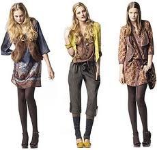 Les diff rent styles vestimentaires fashion mode conseils d 39 - Style bobo chic femme ...
