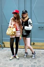 les diff�rent styles vestimentaires