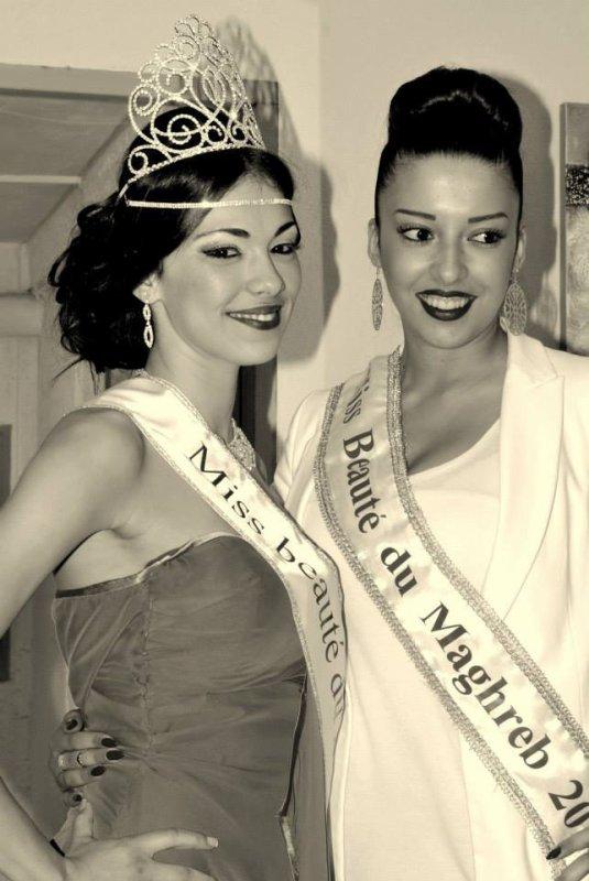 la miss beaute du maghreb 2013 et la miss beaute du maghreb 2011