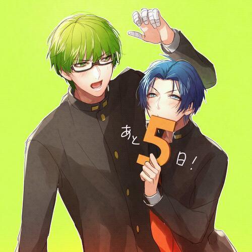fanfic yaoi setsuna: