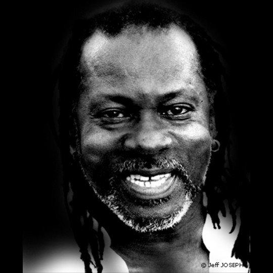 Hommage a JEFF JOSEPH, 1 des plus grands artistes des caraïbes de ces dernières décennies.