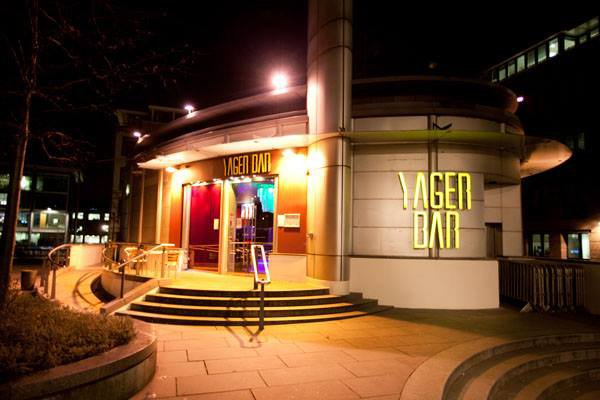"""PRESTIGE"" Saturday 29th March 2014 ft Dj Greg - Paris & BBc 1xtra Robbo Ranx in 2 rooms at Yager Bar"