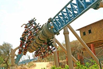 Espagne port aventura passion des parcs d 39 attraction - Parc d attraction espagne port aventura ...