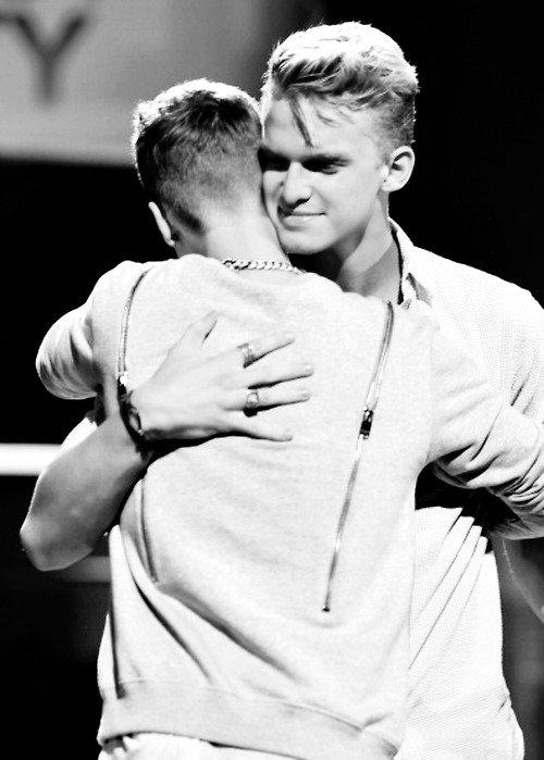 Cody Simpson  et Justin Bieber