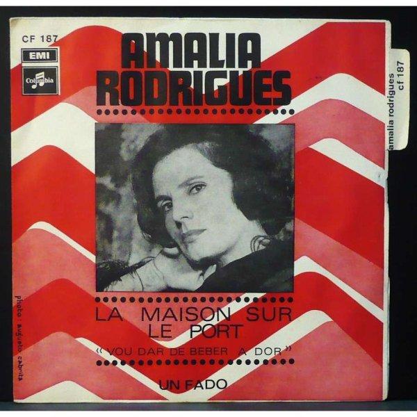"""1952 """" la maison sur le Port"""" Amalia Rodrigues"""