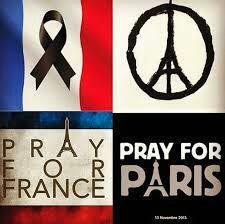 Praying for Paris ♥