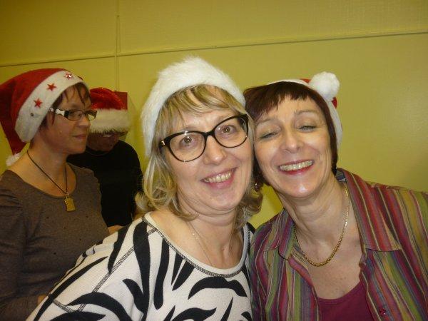D�ja la fin d'ann�e  souvenir Noel 2014