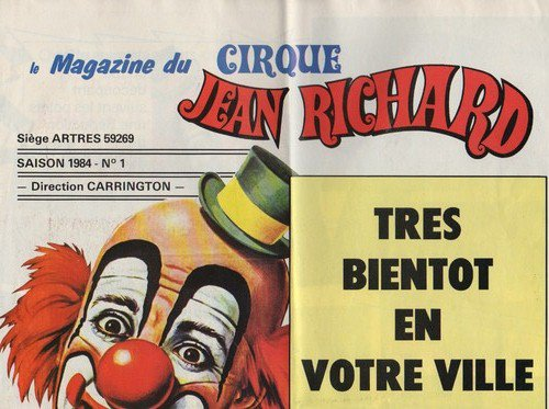 cirque jean richard