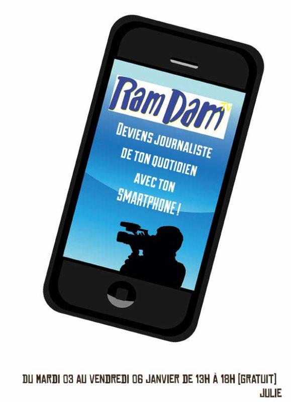 Ram Dam TV CJC Rochefort