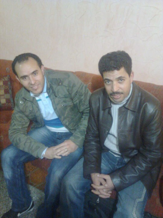 Hassan Louz et Moi