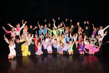 NOUVELLE EQUIPE Enfants de L'ARC ROMANS saison 2011/2012