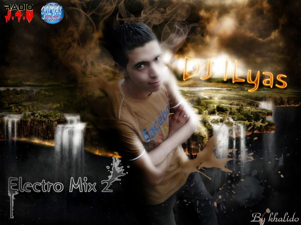 DJ ILyas - Electro Mix 02 ( 2013 )
