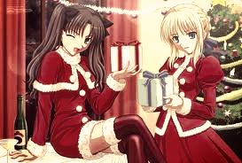 Chapitre 47: Noël en famille et entre amis