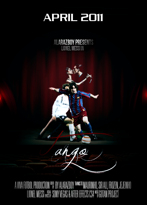 Lionel Messi - Tango