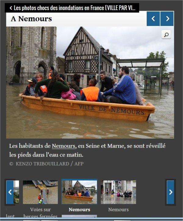 inondations  en  pagaille  !!!