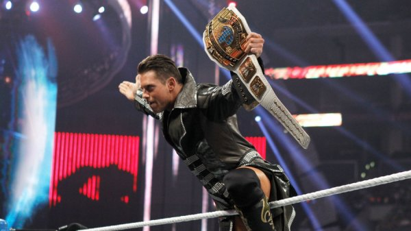 SUMMERSLAM! The Miz reste Intercontinental Champion!