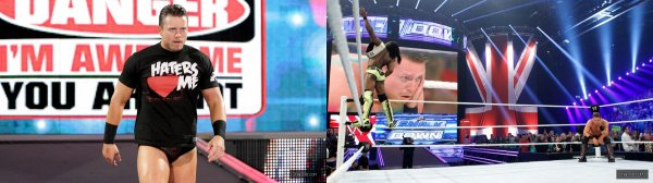 Smackdown! du 6/11/12! Miz Vs Kofi Kingston.