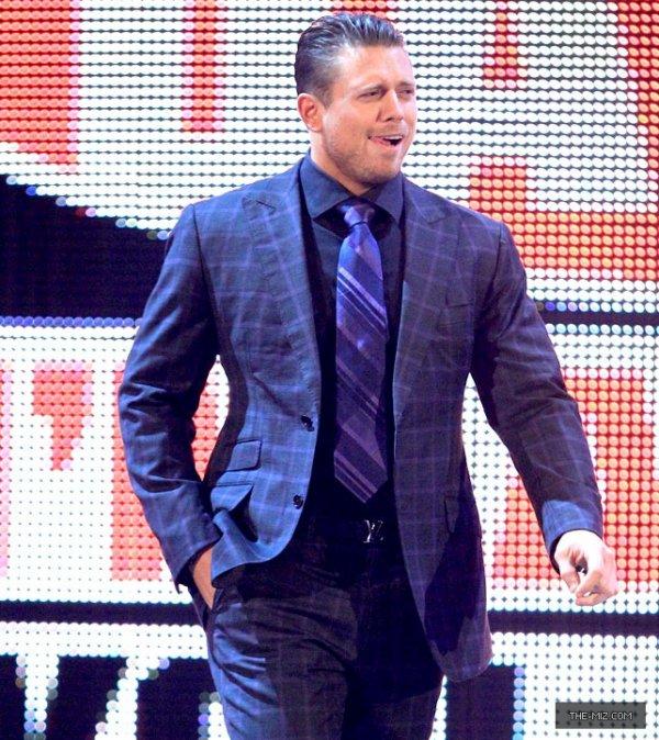 The Miz à Raw! et Smackdown!