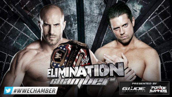 #RAW! + Match à l'Elimination Chamber.